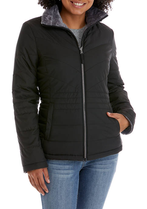FREE COUNTRY Womens Reversible Active Jacket