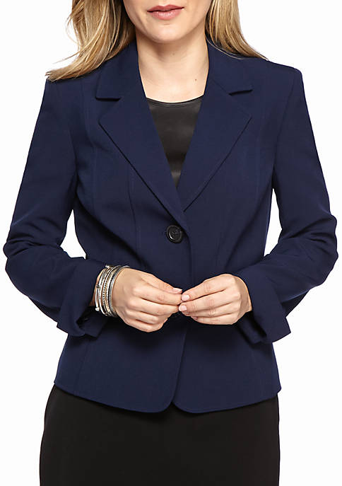 Kasper Petite Two Button Jacket