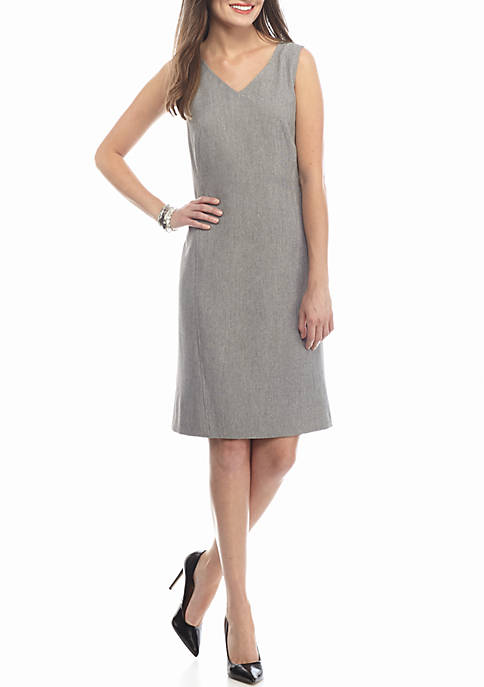 Kasper Petite Tailored Dress