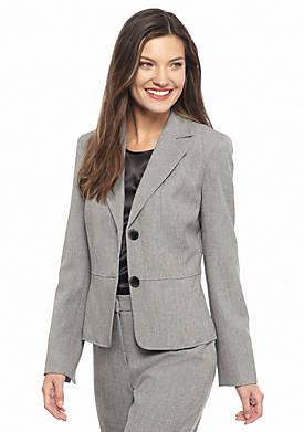 Petite Dual Button Jacket