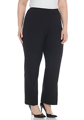 Plus Size Slim Pants