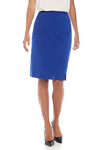 Crepe Carwash Skirt