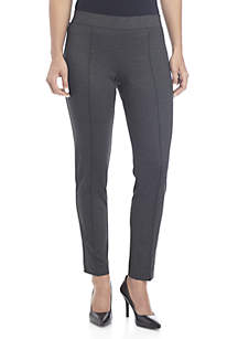 Petite Compression Pull-On Pants