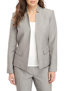 Fly Away Herringbone Jacket