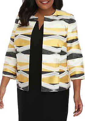 e21ab320725a Kasper Plus Size Suits & Suit Separates | belk