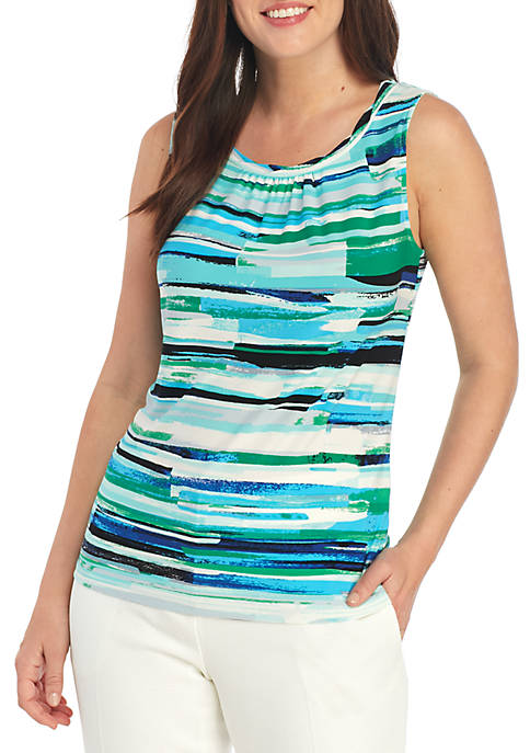 Painted Stripe Cami
