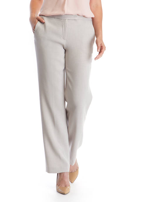 Womens Pebble Stretch Crepe Pants