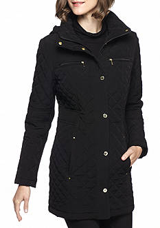 Gallery Quilted, Attachable and Adjustable Coat