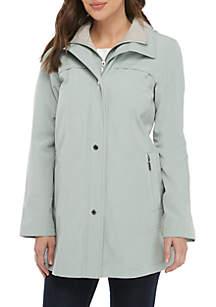 Gallery Full Zip Rain Jacket
