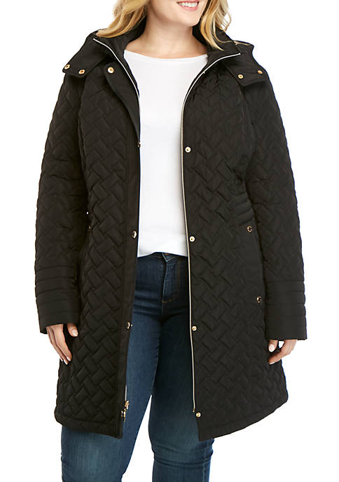 Gallery Quilted Walker Jacket