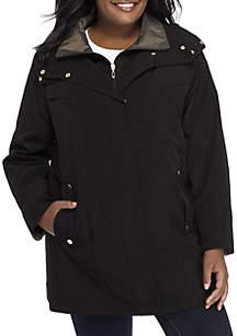 Plus Size Rain Jacket