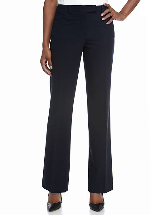 Modern Pant with Front and Back Pockets