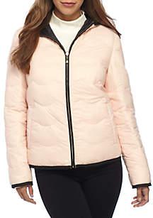 Packable Reversible Down Jacket