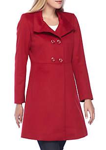 Kate Empire Mid-Length Wool Coat