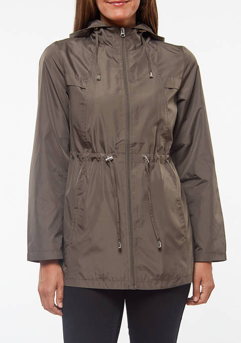 Womens Parka in a Pocket