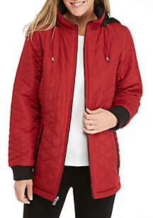 Reversible Quilt Jacket