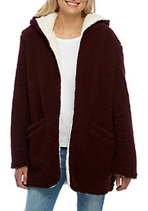 Cozy Fun Faux Fur Coat