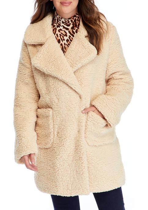 C&C California® Womens Notch Collar Woobie Jacket