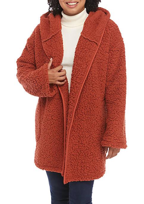 C&C California® Open Front Woobie Jacket