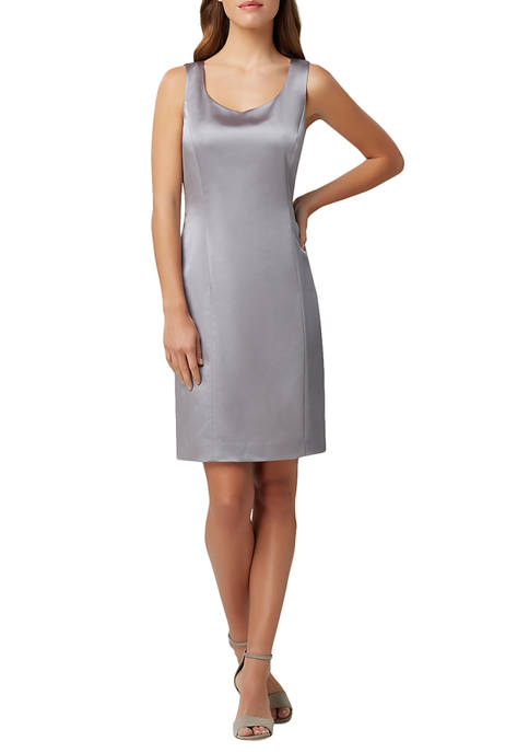 Womens Princess Sheath Dress