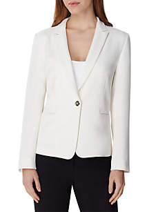 Tahari ASL One Button Jacket