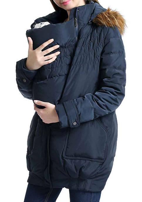 Kimi & Kai Maternity Arlo Convertible Baby Wearing