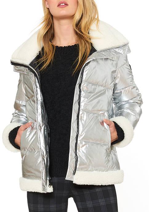 Womens High Line Sherpa Jacket