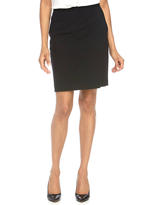 Anne Klein 2 Pocket Skirt