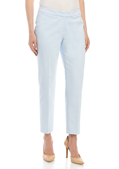 Anne Klein Double Weave Dress Pants