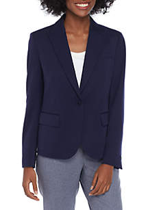 Anne Klein Peak Lapel Jacket
