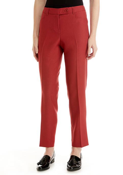 Womens Slim Leg Duke Pants