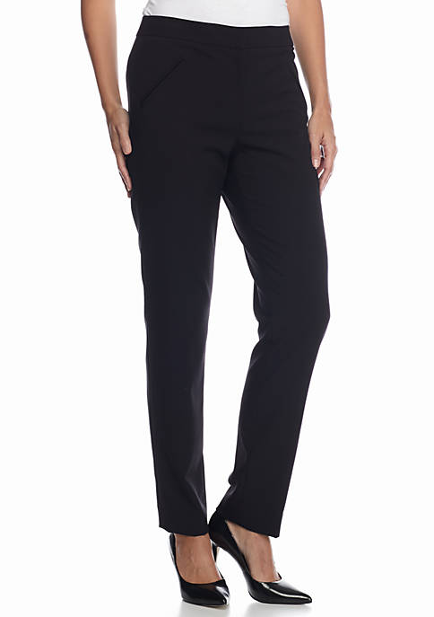 Tahari ASL Slim Pants