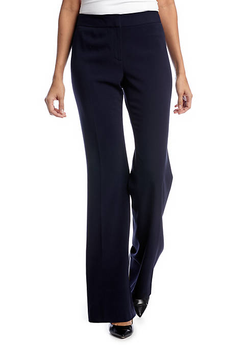 Nine West Bi-Stretch Modern Pants