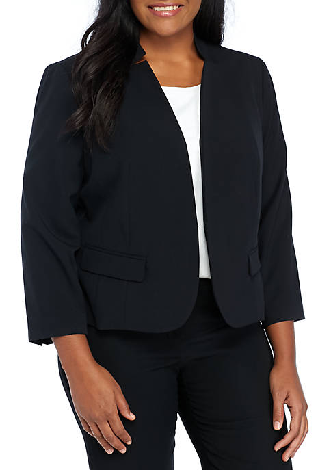 Plus Size Kissing Jacket