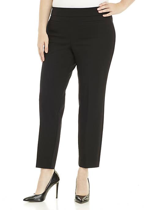 Plus Size Compression Pants