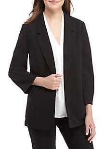 Nine West Notch Collar Jacket