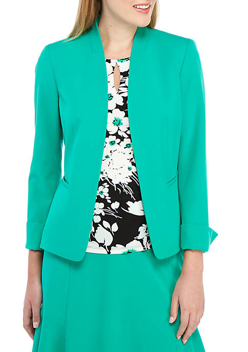 Stand Collar Kissing Jacket