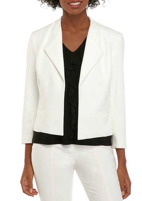 Womens Wing Collar Jacket