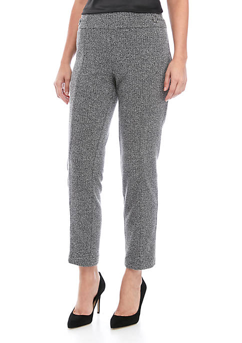 Womens Marble Knit Pants