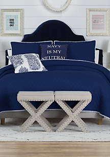 Crown & Ivy™ Reid Quilt Collection