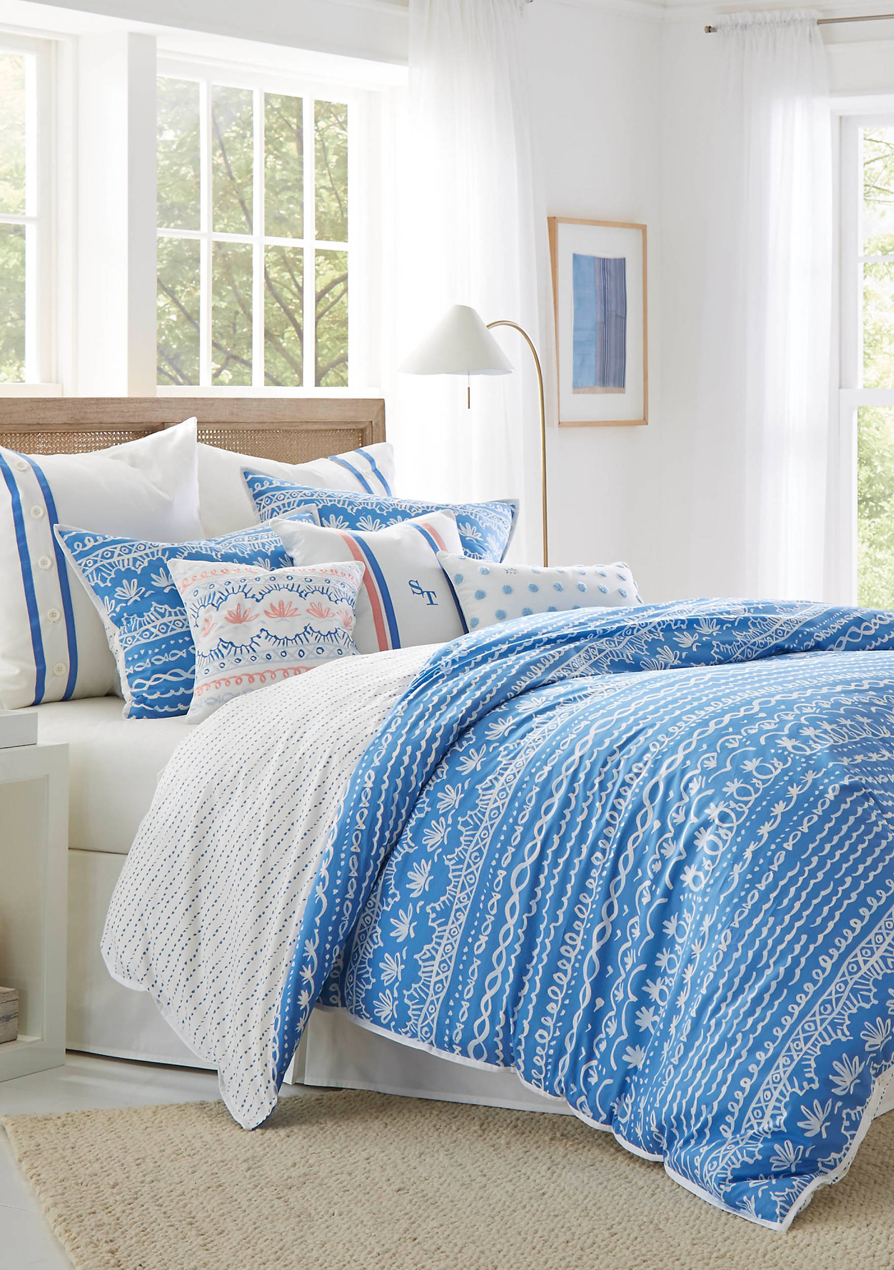 comforter bedding today tide shipping bath overstock product free quilt lagoon southern