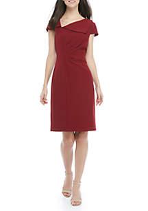 Ruched Waist Dress