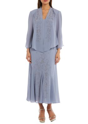 Rm Richards Womens Mother Of The Bride Jacket Dress