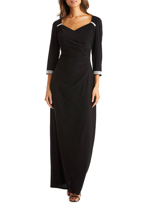 Womens Side Ruch Dress