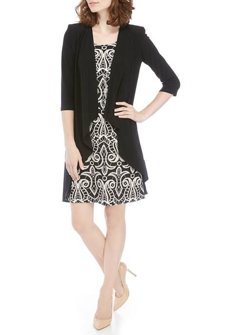 Womens Jacket Dress
