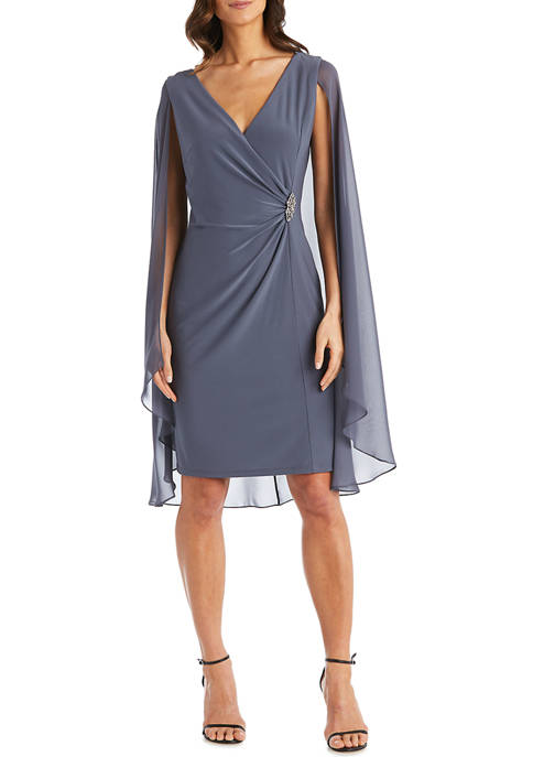RM Richards 1 Piece Chiffon Duster Cape Surplice