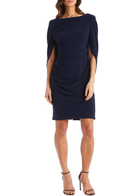 Solid Knit Dress
