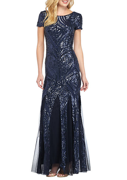 Plus Size Formal Dresses & Evening Gowns | belk