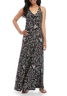 51fa88ef89328 Maxi Dresses: Floral, Long Sleeve, Off-the-Shoulder & More | belk