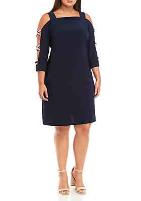 Msk Dresses Clothing Belk